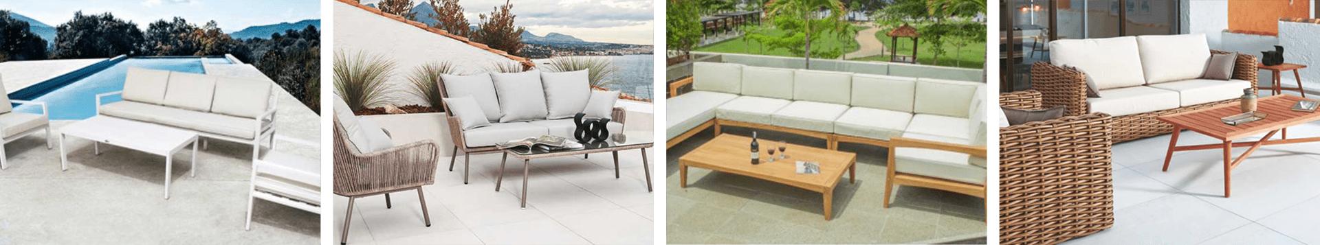 outdoor sofas estepona