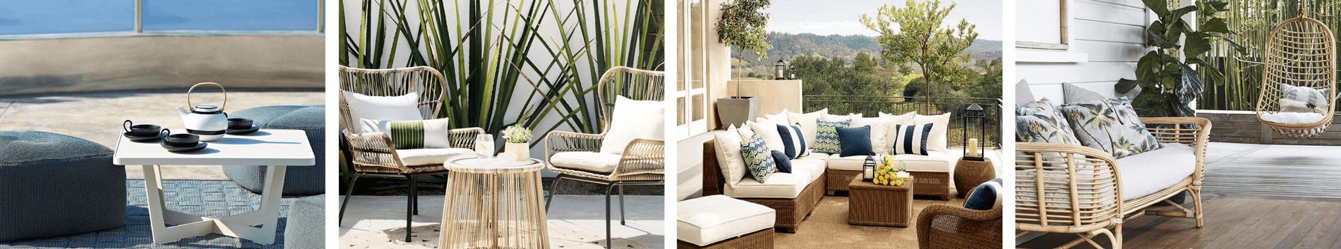 garden furniture marbella